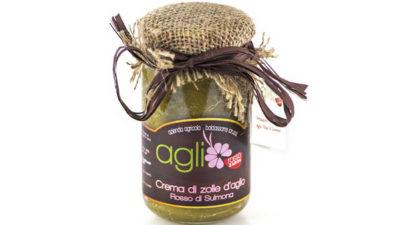Crema di zolle d'aglio
