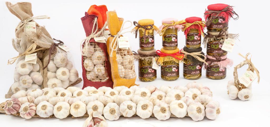 prodotti aglio rosso sulmona